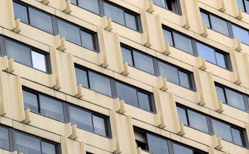Hotel Windows | © Writer | Dreamstime Stock Photos